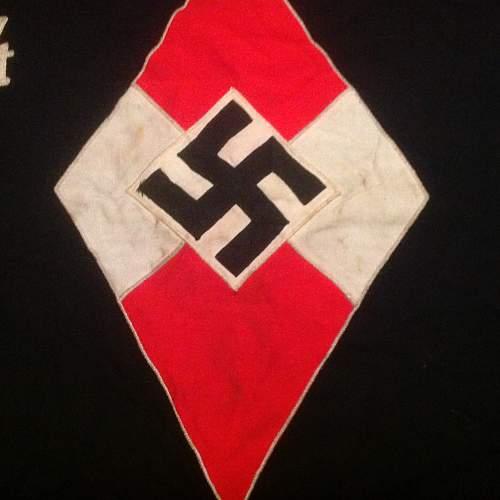 Needd help!  WWII German pennant?