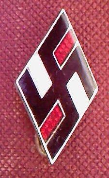 NS Deutscher Studentenbund NSDStB Members badge