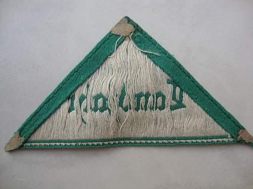 Landjahr Triangle