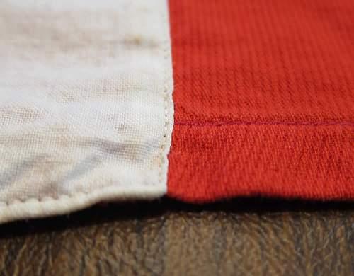 Hitler-Jugend Banner for review