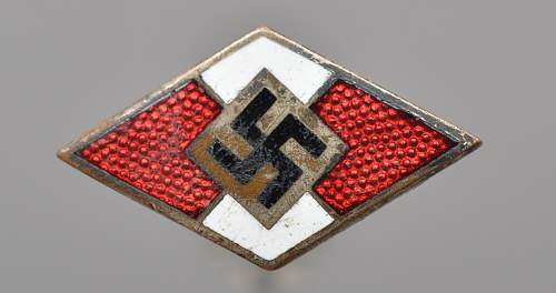 Help with HJ members badge M1/63