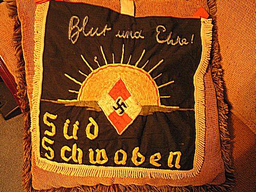 My 2th hj bugle banner
