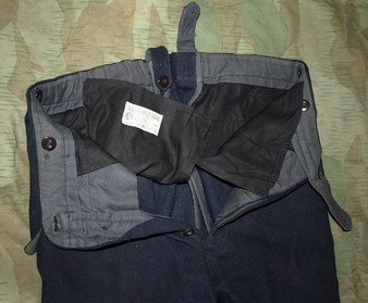 opinion on HJ winter trousers