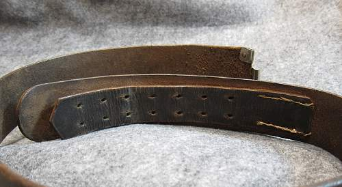 Hitle Youth belt(unknown buckle maker)for opinions