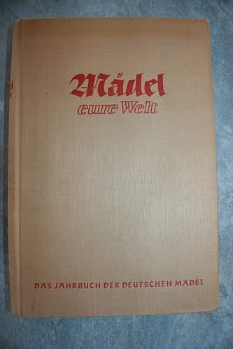 JM/BDM yearbook 1942