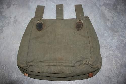 HJ Bread bag