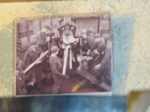 1944 HJ Flakhelfer Cap
