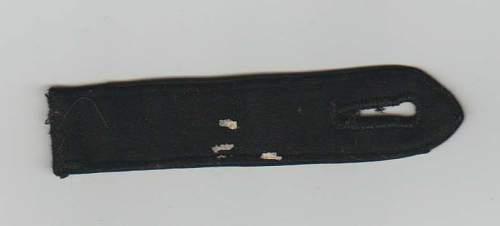 DJ Shoulder straps Bann 736