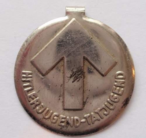 Click image for larger version.  Name:HitlerJugend-TatJugend_1.JPG Views:23 Size:62.8 KB ID:954004