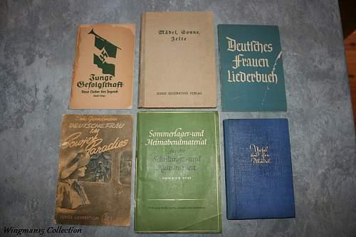 some docments/books for reveiw