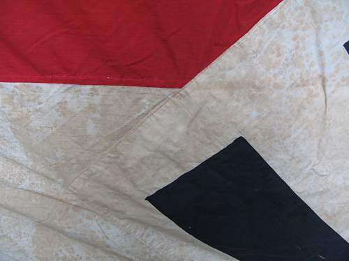 HJ Banner/flag for review and comment