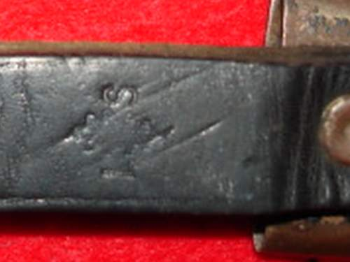 Early Puma hj knife.
