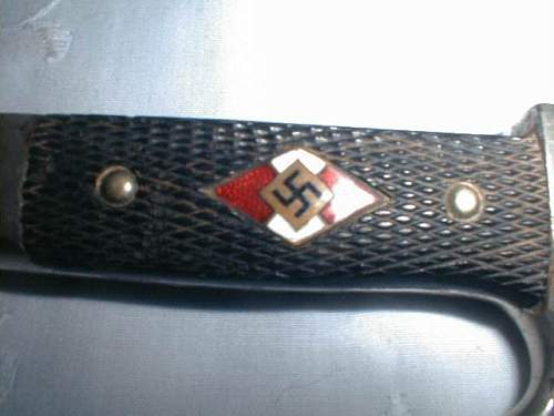 Hitler Youth Knife by Eickhorn: A Good Deal?