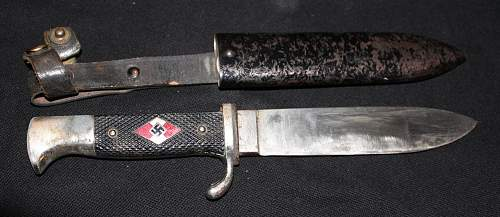 Hitler Youth Knife