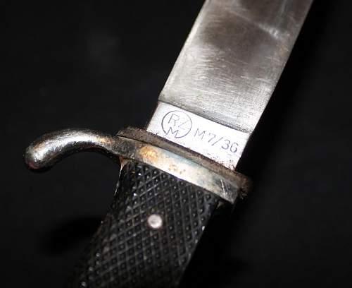 Hitler Youth Knife