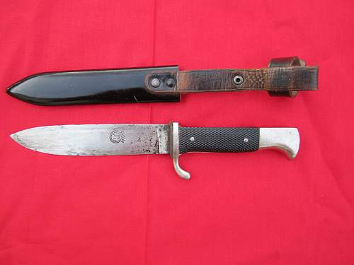 HJ Knife Rzm M7/13 for opinions Please