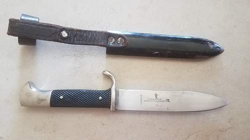 JA HENCKELS HJ knife