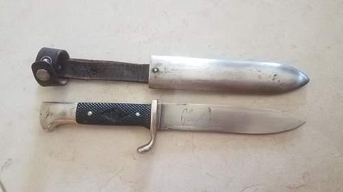 JA HENCKELS HJ knife