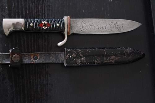 F.W. Backhaus HJ Knife