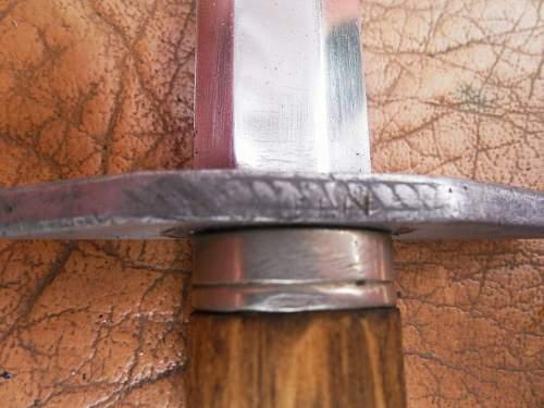 Dagger HJ rzm m7/36