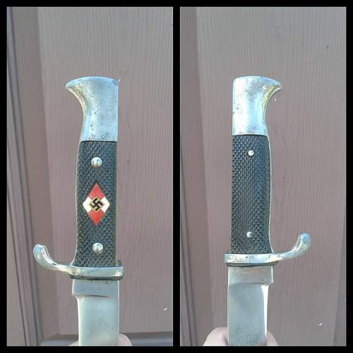 Hitler Jugend Knife Opinions Please