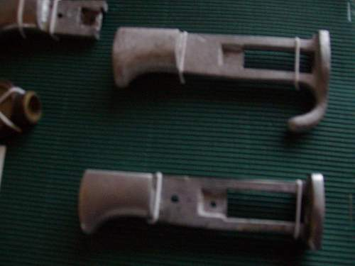 recent dagger parts purchase