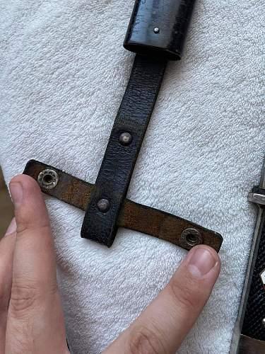 PLEASE HELP- HJ knife RZM m7/66