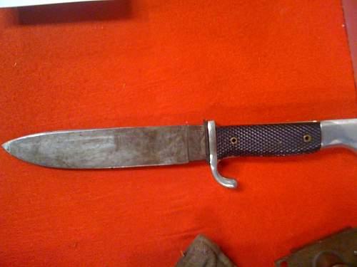 Hitler youth Knife HJ