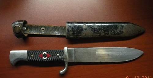 Puma HJ knife
