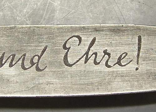Hitler youth knife. Good or bad ?
