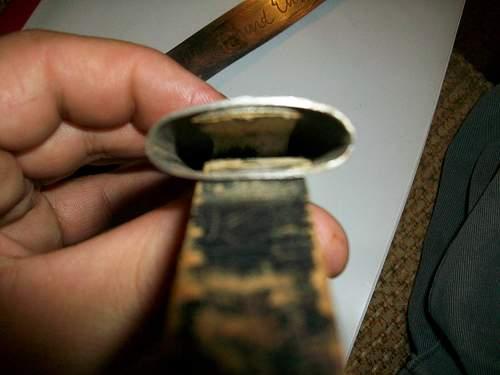 The worst fake HJ knife ever!