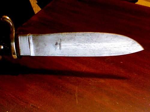 WW2 Hitler Youth Knife