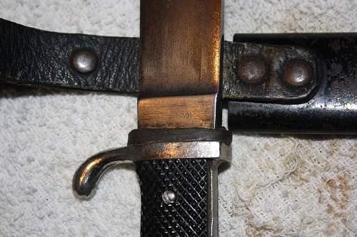 Fake HJ Knife