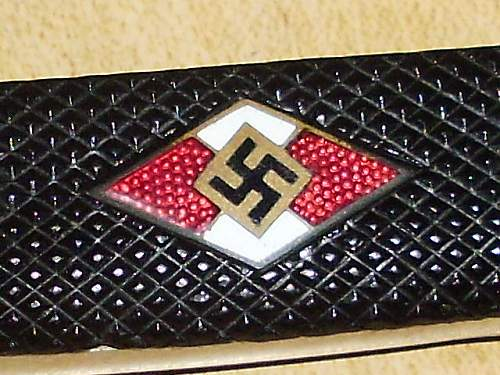 Hitler jugend dagger. What do you think ?