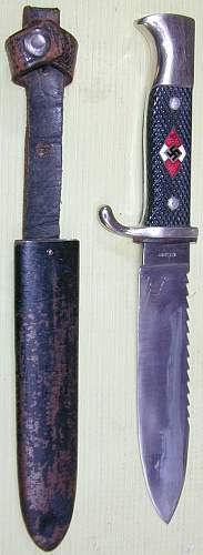 about a HJ dagger