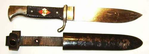 HJ knife, what is your opinion?