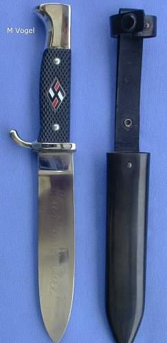 NSStB Studentenbund Dagger/Knife