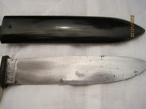 Late HJ knife