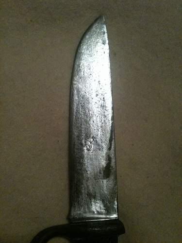 My first HJ Messer