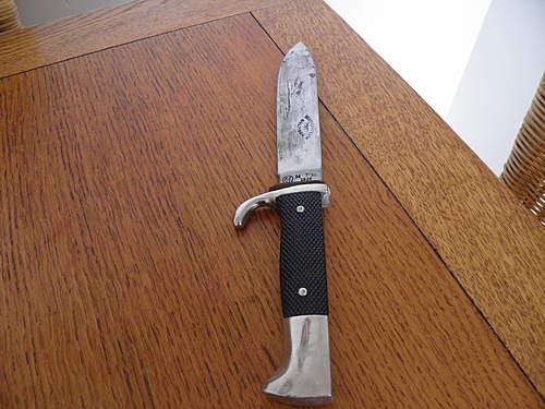 HJ knife original or not
