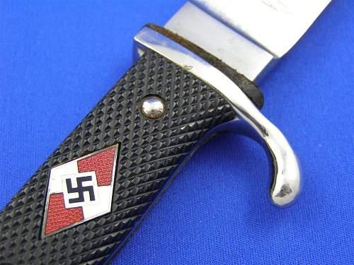 Click image for larger version.  Name:HJ knife grip emblem.JPG Views:62 Size:121.7 KB ID:434363