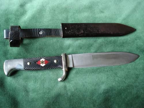 HJ Knife RZM M7/30
