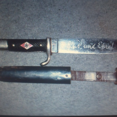 Opinions on this HJ dagger please