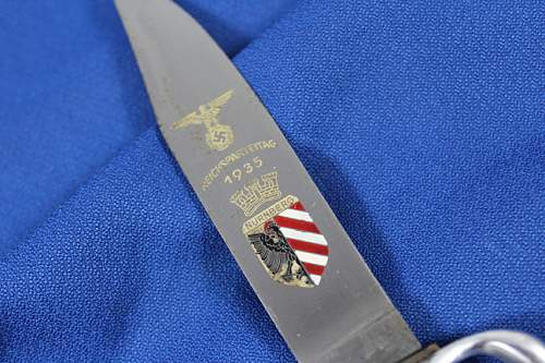"Now what do we think of these ""Fantasy"" Olympiade/Nurnberg/Fighting HJ Knives?"