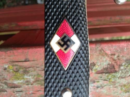Norwegian owned HJ-knife ???