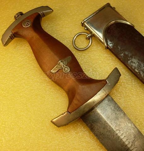 hitler jugend original knife