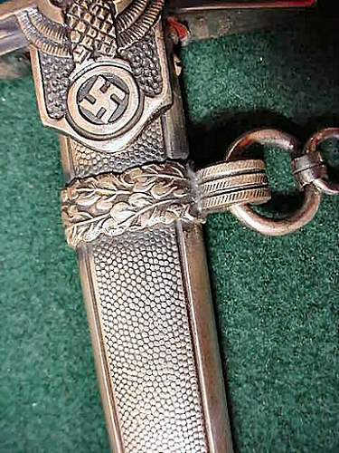 Hitler Youth Leader Prototype dagger?....for discussion