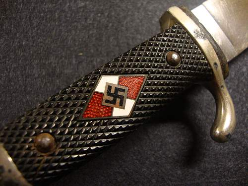 HJ Dagger - original or great fake?