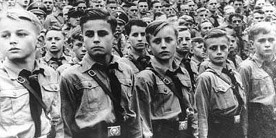 The Hitler Youth knife and its meaning.