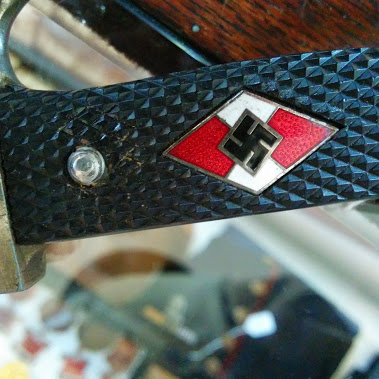 Need help verifying authenticity of a Hitler Youth knife
